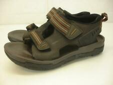Men's Women's 39 40 Shimano SD66 Mountain Bike Sandals Brown Adjustable Cycling