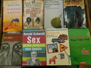 105 Taschenbücher verschiedene Verlage