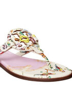 Tory Burch Miller printed Leather Sandals size 9