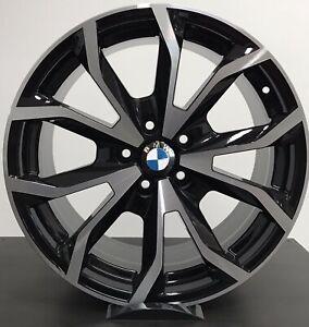 4 Cerchi in lega compatibili BMW X1 X2 X3 X4 SERIE 3 5 2017> SERIE 2 da 18 NUOVI