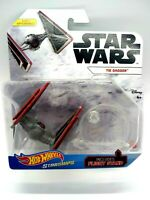Hot Wheels Star Wars Starships - TIE DAGGER w/ Flight Stand Disney Mattel