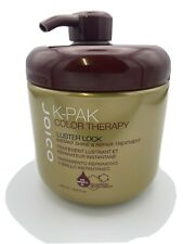 K-Pak Color Therapy Luster Lock by Joico for Unisex - 16.9 oz Treatment