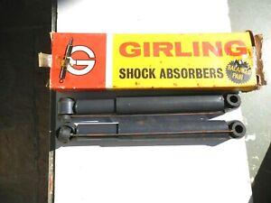 HILLMAN Super Minx MkI II HUMBER Sceptre MkI II SINGER Vogue RearShock Absorbers
