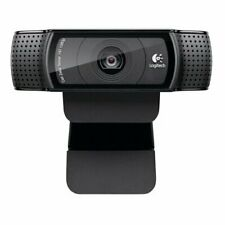 Logitech C920 HD PRO WEBCAM *NEW* Full HD 1080p SHIPS TODAY NEXT DAY AIR FREE