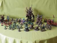 WARHAMMER / AOS CHAOS ARMY - MANY UNITS TO CHOOSE FROM