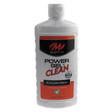 Motiv Power Gel Clean Bowling Ball Cleaner 16 oz Bottle, free expedite