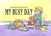 My Busy Day by Dupasquier, Philippe, Acceptable Used Book (Pop-Up) Fast & FREE D