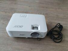 ACER P1555 Beamer - Full HD, 4.000 Lumen, DLP, 1.2x Zoom, 2x HDMI - wie NEU