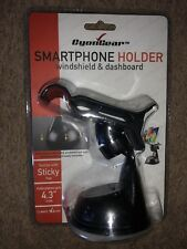 Cyongear Smartphone Holder iPhone Android With Custom Decal: Name Or Logo !