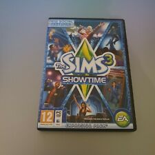 The Sims 3 Showtime PC DVD