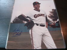 Will Clark Autograph / Signed 8 X 10 photo San Francisco Giants