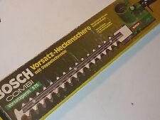 vintage BOSCH S75 TAILLE HAIE Vorsatz-Heckenschere Schnittlänge LAME BLADE COMBI