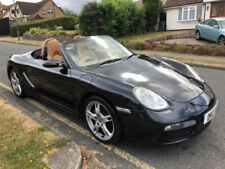 Boxster Petrol Leather Seats Cars