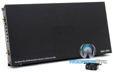 SQA-1000 CDT AUDIO 1 CHANNEL AMP 1100W RMS SUBWOOFERS SPEAKERS CAR AMPLIFIER NEW