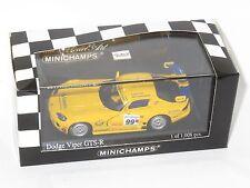 1/43 Dodge Viper GTS-R British GT Championship 1999  Clark / Cunningham