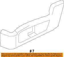 Lincoln FORD OEM 07-14 Navigator Seat Track-Side Shield Left BL7Z7862187AF