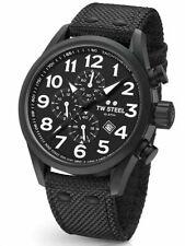 TW Steel vs43 volante chronograph caballeros-reloj de pulsera 45mm 10at nuevo