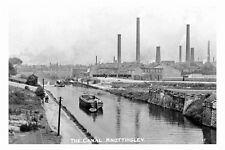 pt5335 - Knottingley , The Canal , Yorkshire - photo 6x4