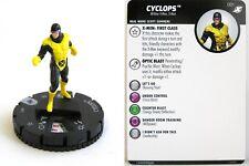 Heroclix - #001 Cyclops - X-Men Xavier's School