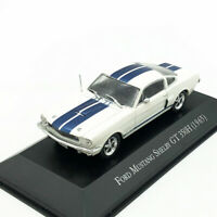 1:43 Scale Ford Mustang Shelby GT 350H 1965 Model Car Diecast Collection Gift