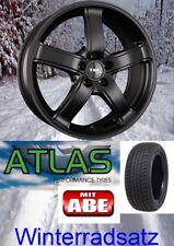 "TEC AS1 16"" mit 205/45 Atlas Winterreifen VW Polo 6R 6C GTI WRC TDI GT"
