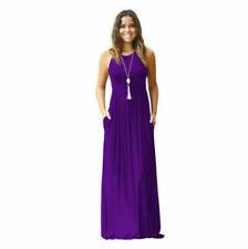 Elegant Women Summer Boho Long Maxi Dress Cocktail Party Beach Dresses Sundress
