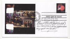 Ernest Brandt - JKF Assassination Witness - Signed JFK FDC