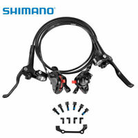 SHIMANO BR+BL-MT200 MTB Bike Hydraulic Disc Brake L/R Set Front & Rear Caliper