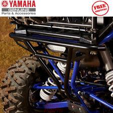 YAMAHA YXZ1000R / SS OEM Rear Grab Bar BLACK 2016-2017 NEW 2HC-F85E0-V0-00