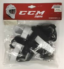 New CCM Hockey Goalie Mask repair kit 60 pieces backplate strap harness hardware