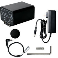 10.8V External Battery Power Supply For BMPCC 4K Blackmagic Cinema Camera CAM