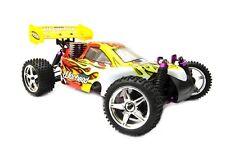 RC Verbrenner Buggy 3.0ccm 1:10 Warhead 4x4 Allradantrieb 2.4 GHz 70 km/h Neu