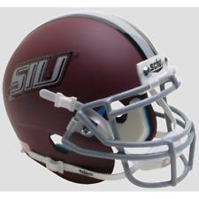 South Illinois Salukis Ncaa Schutt Xp Authentic Mini Football Helmet
