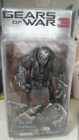 """Gears of War 3 Elite Theron 7"""" Action Figure NECA Toys USA SELLER"""