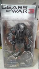 "Gears of War 3 Elite Theron 7"" Action Figure NECA Toys USA SELLER"