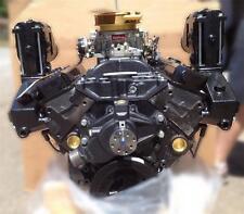 """Reman 6.2L, 383 """"Stroker"""" Marine Engine """"Complete"""" w/ Exhaust Volvo/OMC 1997-up"""