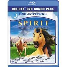 Spirit: Stallion of the Cimarron [Blu-ray] New