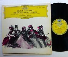 AMADEUS QUARTETT Schubert Streichquartett LP Clasical Choral NEAR-MINT   Cla248