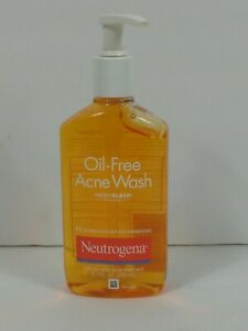 Neutrogena Oil-Free Acne Wash MicroClear Technology Salicylic Acid 9.1 FL oz New