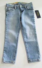 Ralph Lauren Girls Jemma Super Skinny Jeans Blue Sz 3/3T - NWT