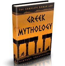Griechische & römische Mythologie - 140 alte Bücher auf DVD-Götter bulfinch 'Achilles Plato