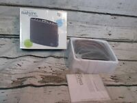 Discovery Channel Nature Sounds Tranquil Tones White Noise Machine NEW OPEN BOX