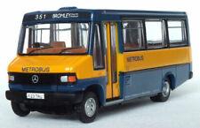 Autobús de automodelismo y aeromodelismo Mercedes