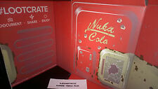 OOP FALLOUT 4 NUKA COLA BOX ONLY (LOOT CRATE) BETHESDA