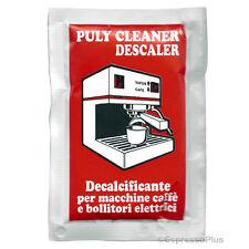 Puly / Puly Caff Cleaner Descaler Espresso Machine Cleaner  - 30 Gram Packet