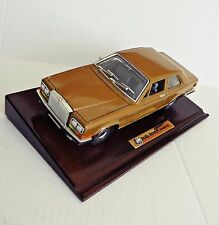 BURAGO BBURAGO Rolls Royce Camargue 1975 Diecast Model Car Desk Caddy Holder Pen