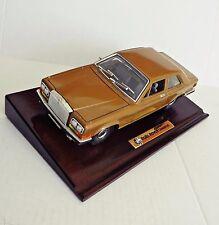 BURAGO BBURAGO Rolls Royce Camargue 1975 Diecast Model Car Desk Caddy Holder Pen