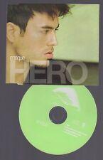 ☆☆ ENRIQUE IGLESIAS HERO ENHANCED 3 TRACK   CD SINGLE ☆☆