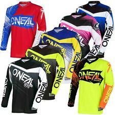Oneal Element Adult MX Motorbike Jersey Shirt Top 2018 Size S-2XL