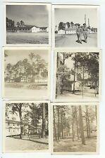 19 photos, WW2 era Shaw Air Force Base or Field, SOUTH CAROLINA,World War 2